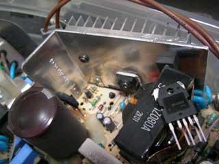 これが邪悪な電源IC