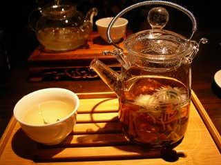 「八宝茶」