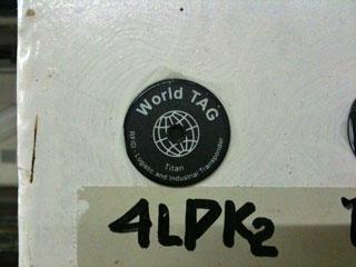 World TAG at JR-Koganei station