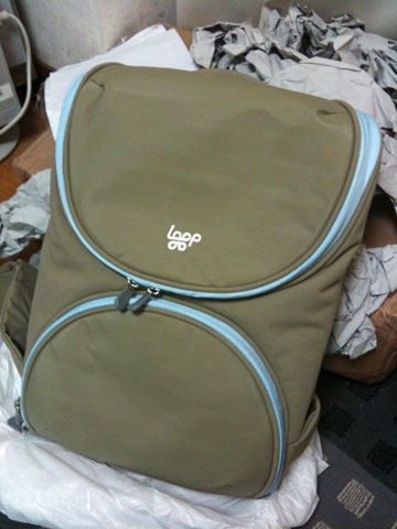 "Vanguard 15.4"" Laptop Backpack"